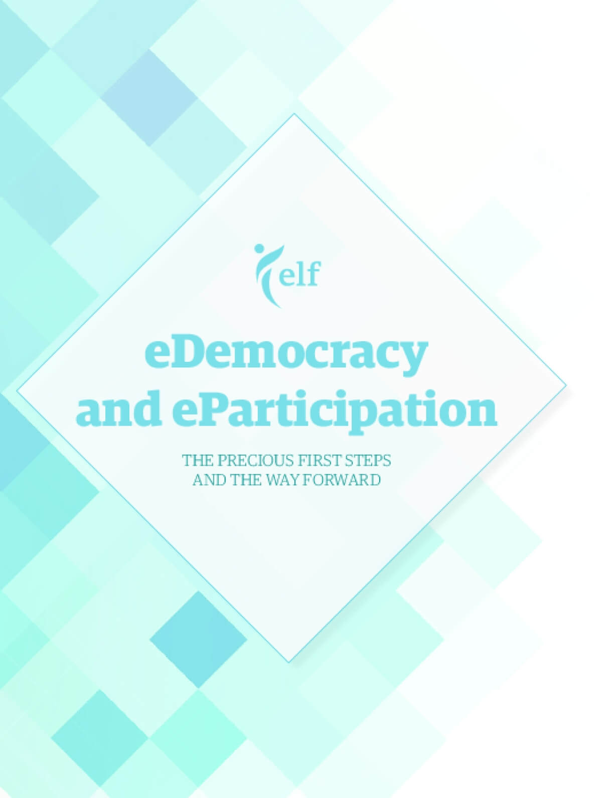 eDemocracy and eParticipation: The Precious First Steps and the Way Forward