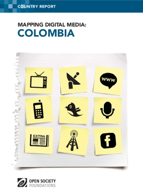 Mapping Digital Media: Colombia