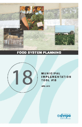 Municipal Implementation Tool #018 - Food System Planning
