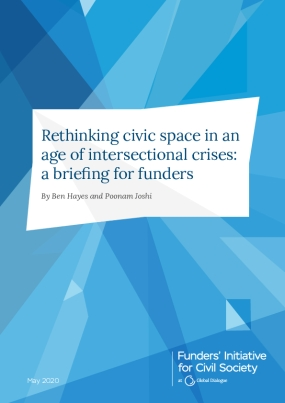 Rethinking Civic Space In An Age of Intersectional Crises: A Briefing For Funders