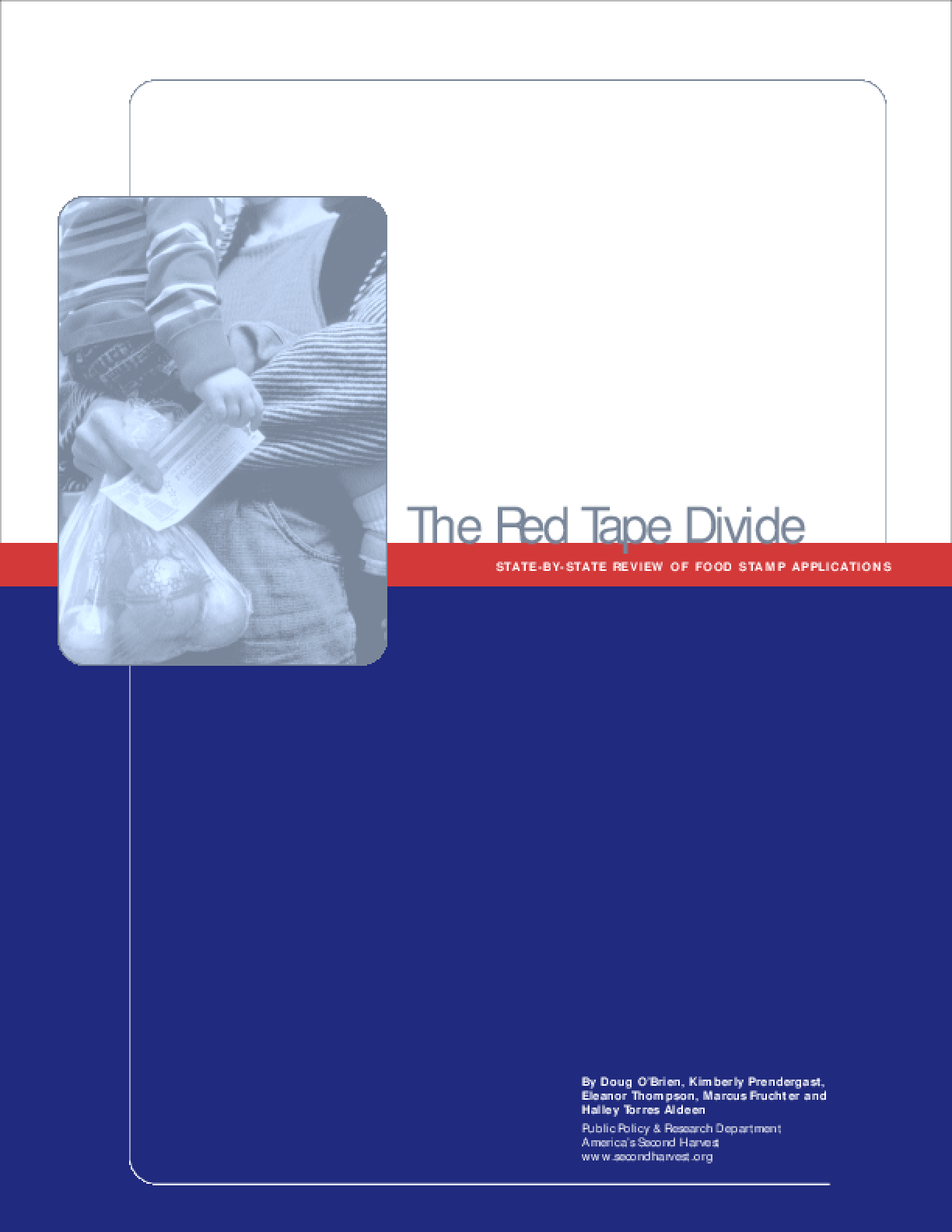 The Red Tape Divide: State-by-State Guide to Food Stamp Applications